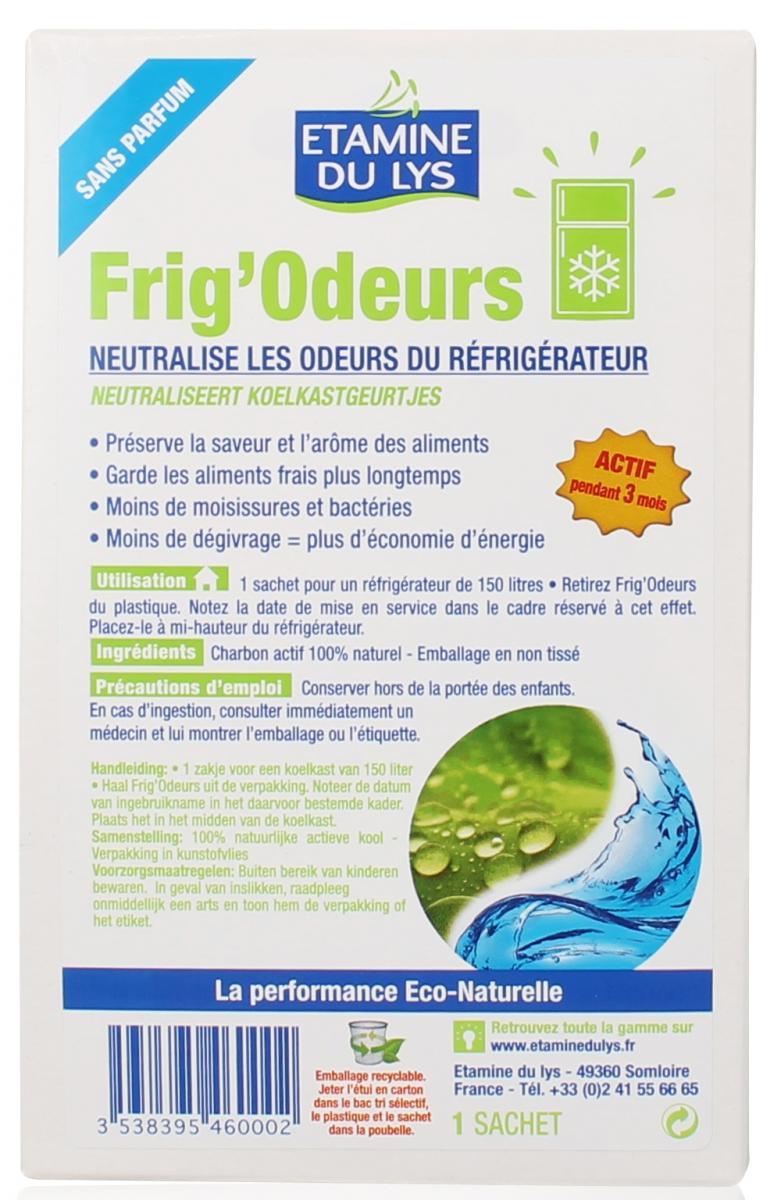 Frig odeurs l absorbeur d odeurs pour r frig rateur bio - Absorbeur d odeur naturel ...