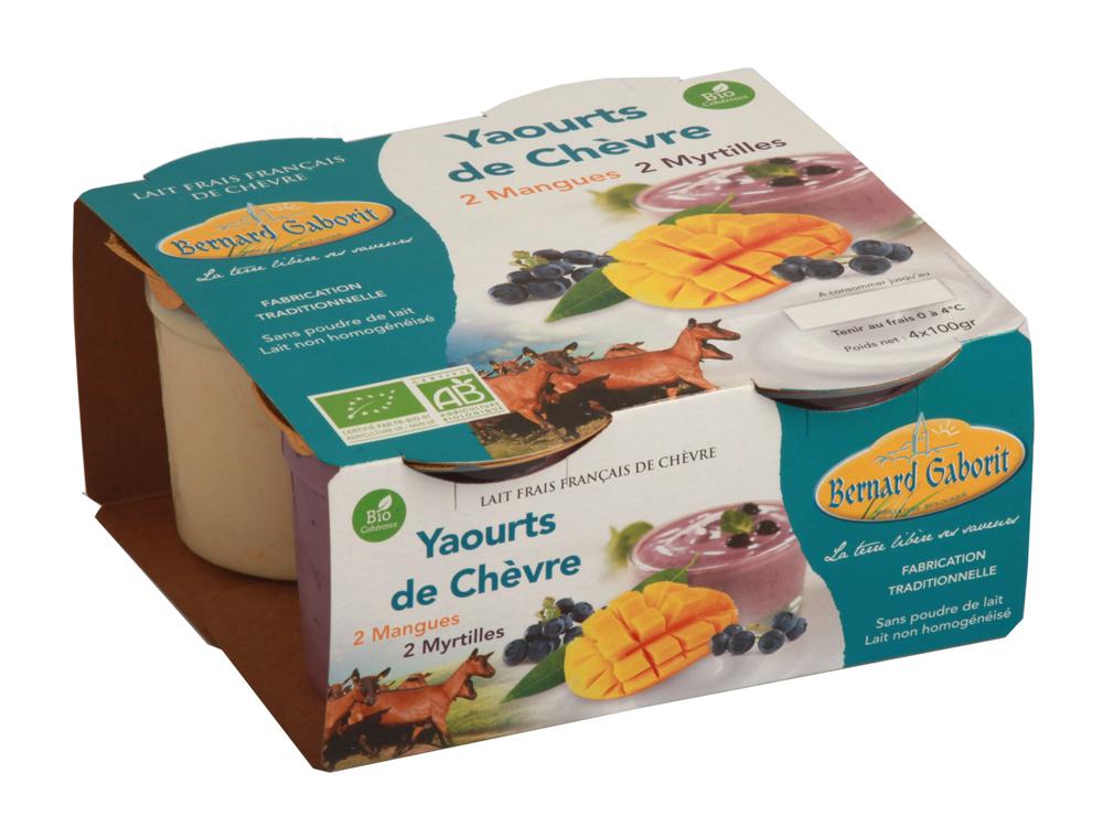 Exceptional yaourt sans lait de vache 7 desserts au lait - Yaourt maison lait de chevre ...