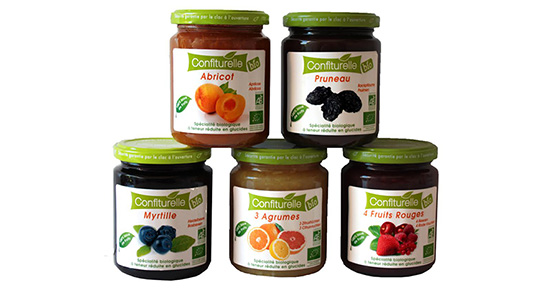 confiture 100 fruits