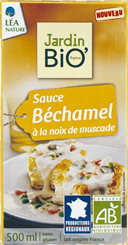 Nouveau la sauce b chamel la noix de muscade bio la une for Jardin hamel 2015