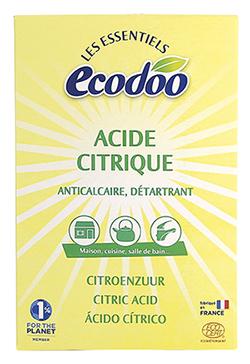 Les 4 nouveaux essentiels d 39 ecodoo bio la une - Acide citrique prix ...