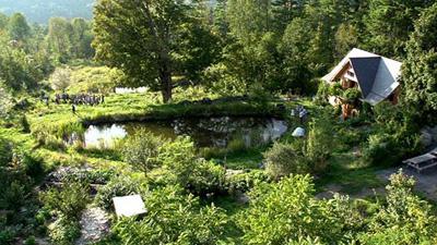 jardin en permaculture dans le vermont aux tats unis - Jardin Permaculture