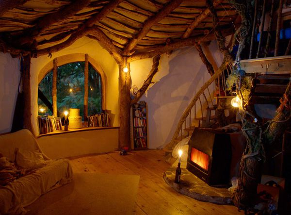 10 maisons magiques au coeur de la Nature dans lesquelles