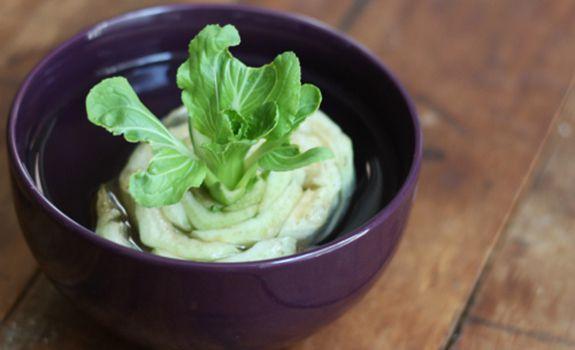 10 l gumes faire repousser l 39 infini chez soi bio - Salade a couper qui repousse ...