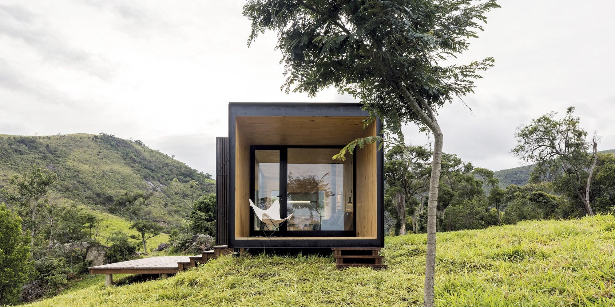 Tiny House Prix M2 tiny house: vivre plus libre dans de minuscules maisons