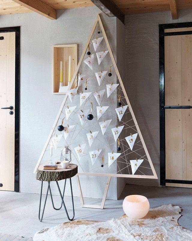 10 id es de sapins cologiques et originaux bio la une. Black Bedroom Furniture Sets. Home Design Ideas