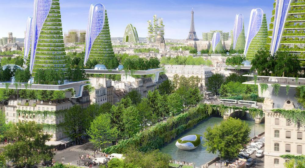 Architecture v g tale voil quoi pourrait ressembler for Architecture du futur