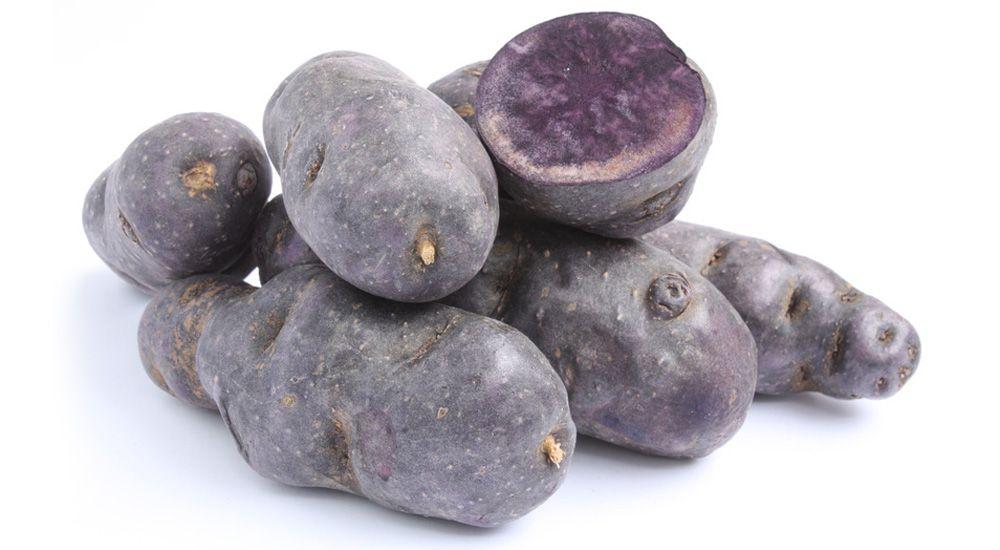 pomme de terre vitelotte mettez de la couleur dans votre pur e et luttez contre l 39 hypertension. Black Bedroom Furniture Sets. Home Design Ideas