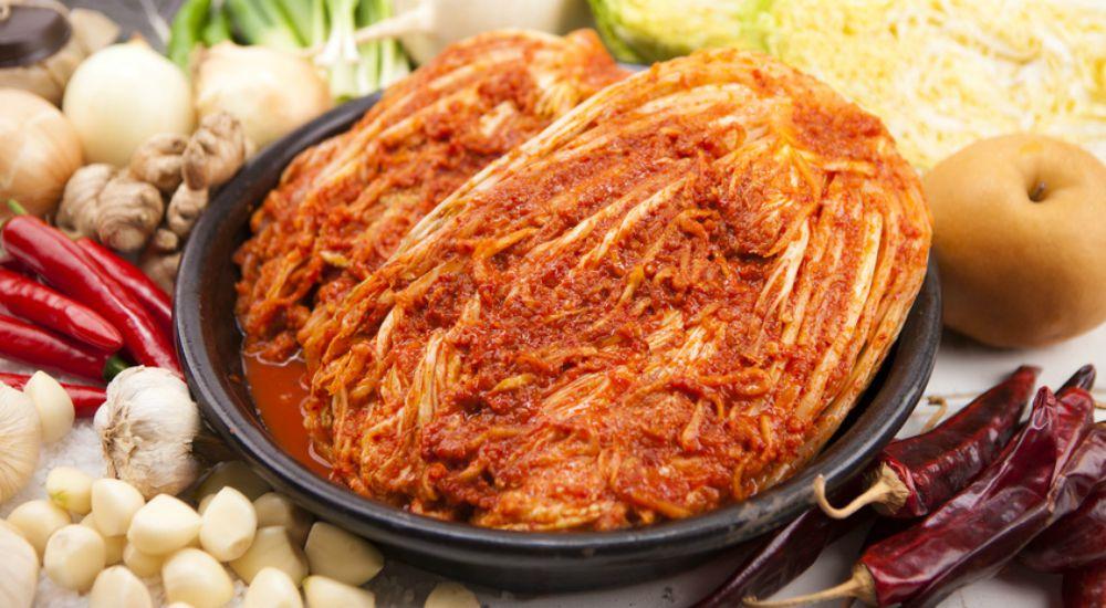 le kimchi le plat traditionnel cor en aux nombreux bienfaits bio la une. Black Bedroom Furniture Sets. Home Design Ideas