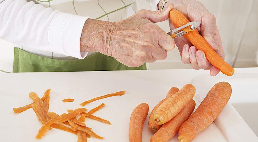 une nouvelle tude affirme que les carottes souffrent. Black Bedroom Furniture Sets. Home Design Ideas