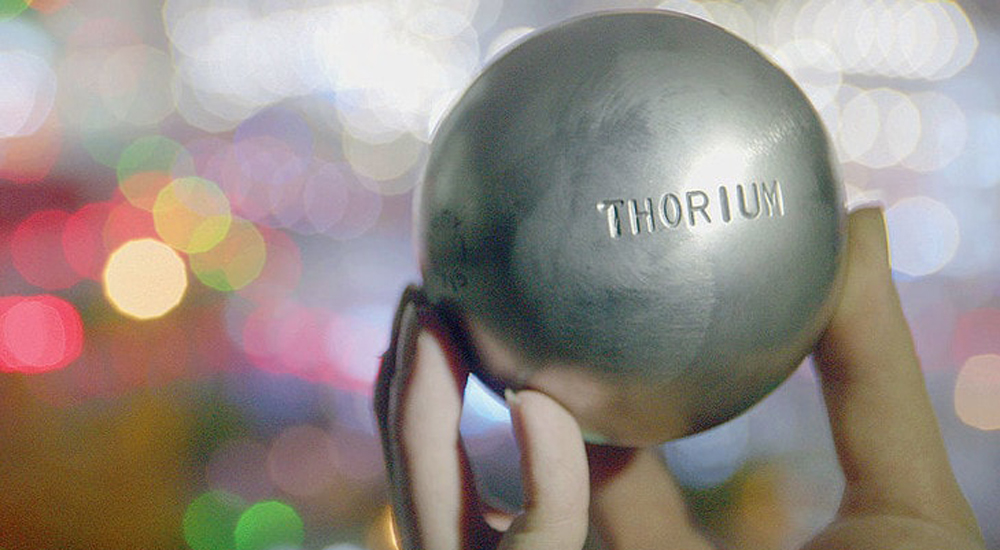 thorium, une alternative à l'énergie atomique
