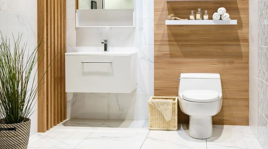 5 astuces pour une salle de bains d co et colo bio la une. Black Bedroom Furniture Sets. Home Design Ideas
