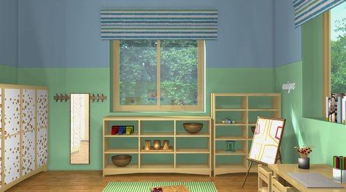 Une chambre Montessori pour son enfant | Bio à la une