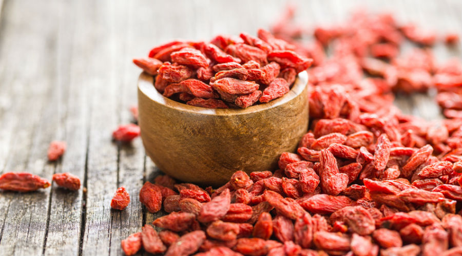 Baies de goji, des super-aliments (trop souvent) riches en pesticides ?