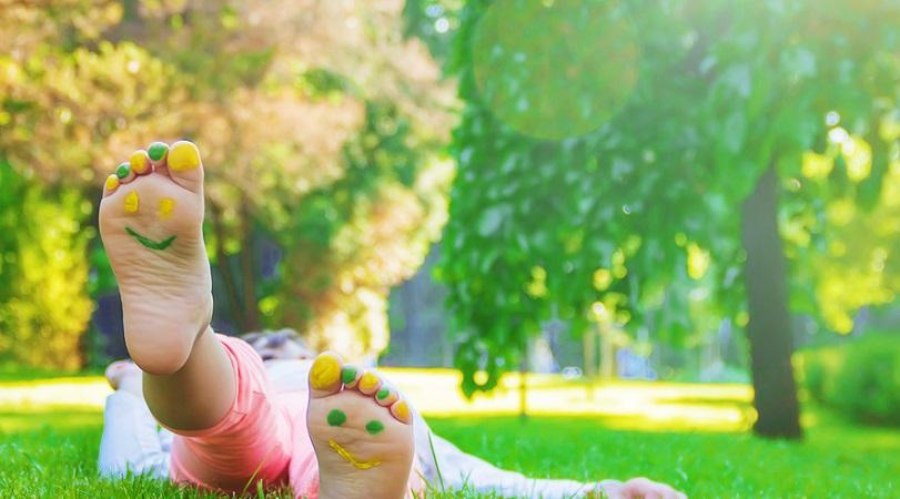 Être au contact de la nature est bon pour les enfants | Bio à la une