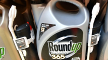 Le Roundup de Monsanto (Bayer) encore condamné: deux milliards de dollars
