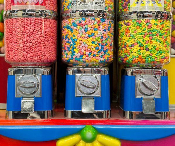 Sant les m decins anglais r clament une taxe sur les - Distributeur de bonbons professionnel ...