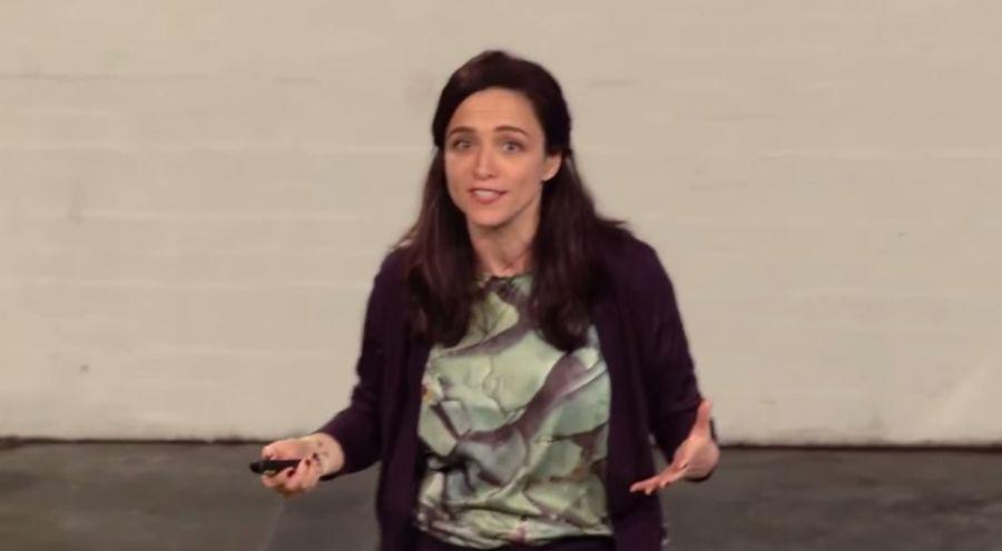 Conférence de Kate Cooper sur le Food Marketing