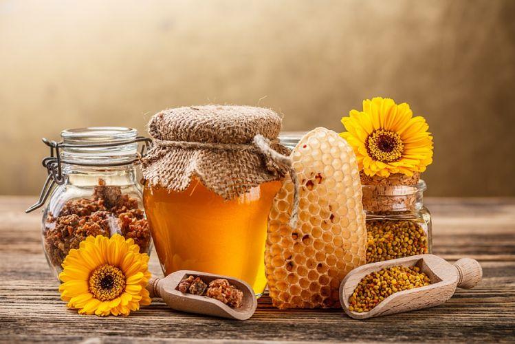 Les produits de la ruche pour se soigner avec l'apithérapie
