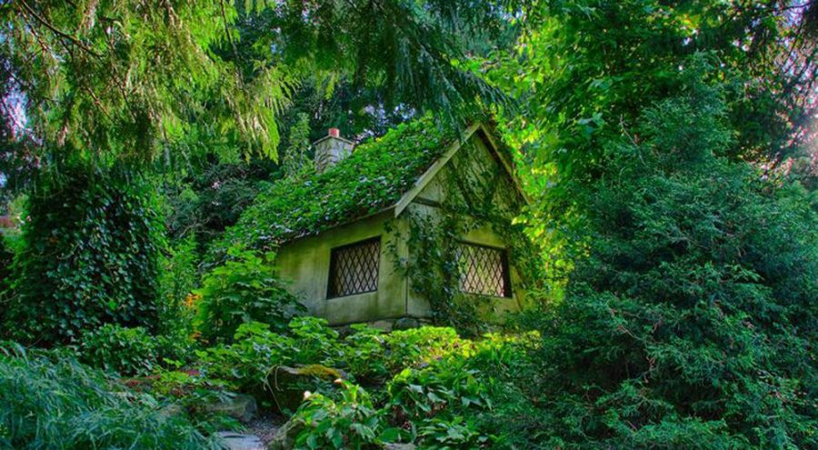 Fairy Tale cottage au Canada