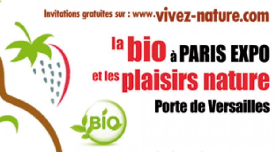 Salon naturally paris la bio et les plaisirs nature du for Salon bio paris