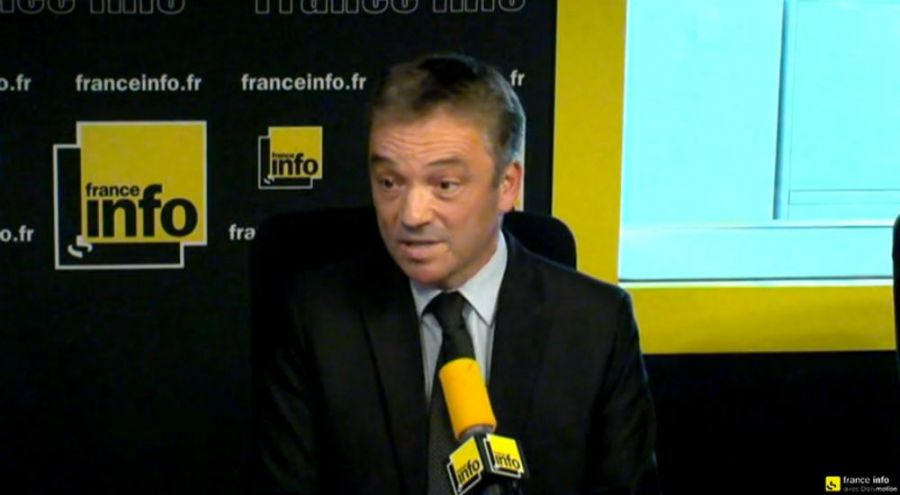 Didier Charrier chez France Info