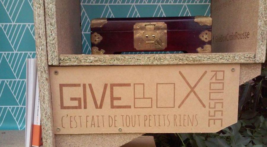 Givebox présente à Lyon