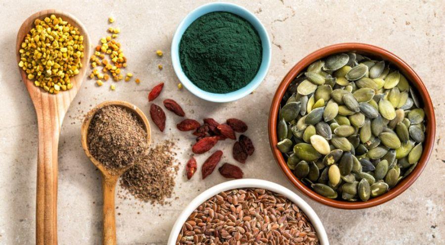 Aliments riches en protéines végétales