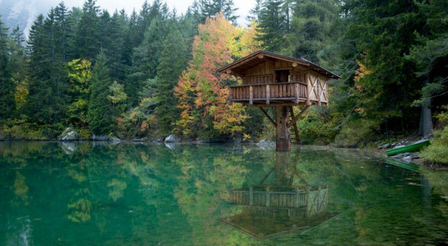 vivre dans les arbres un r ve pour certains une r alit pour d autres bio la une. Black Bedroom Furniture Sets. Home Design Ideas