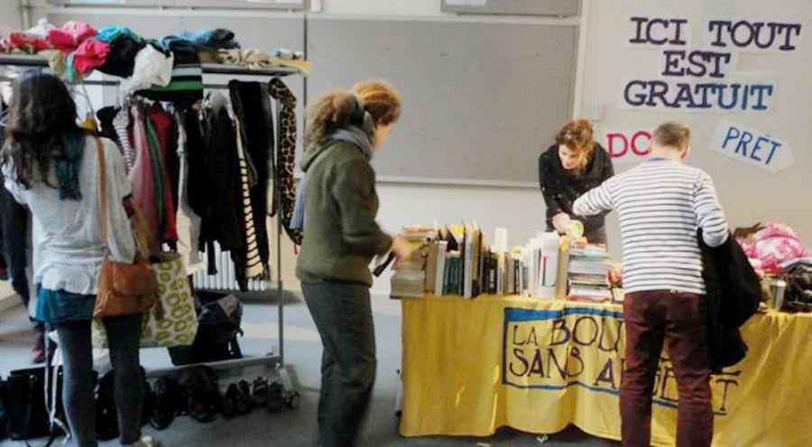 La boutique gratuite siga siga dans le XIIe arrondissement de Paris