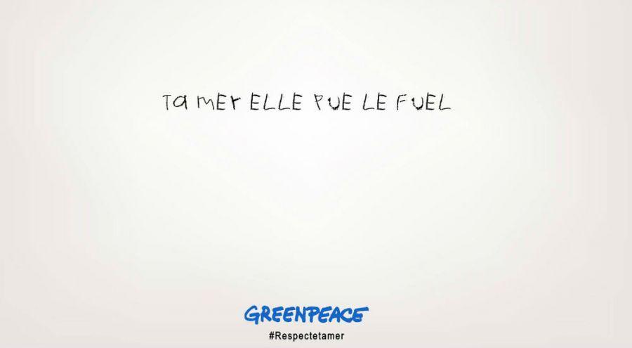 Respecte ta mer : Les fausses campagnes de pub de Greenpeace