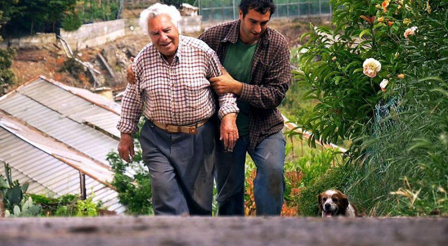 Affiche du film Le Potager de mon Grand-Père
