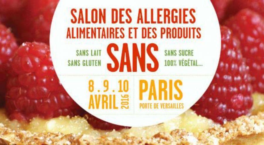Salon des allergies alimentaires et des produits