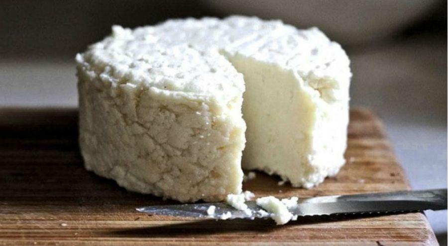 du fromage végétal à base de riz