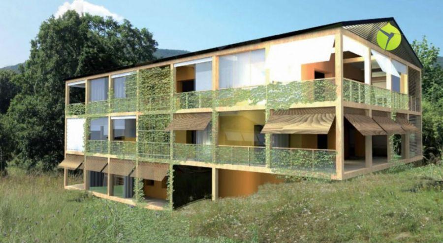un habitat partagé solidaire et écologique