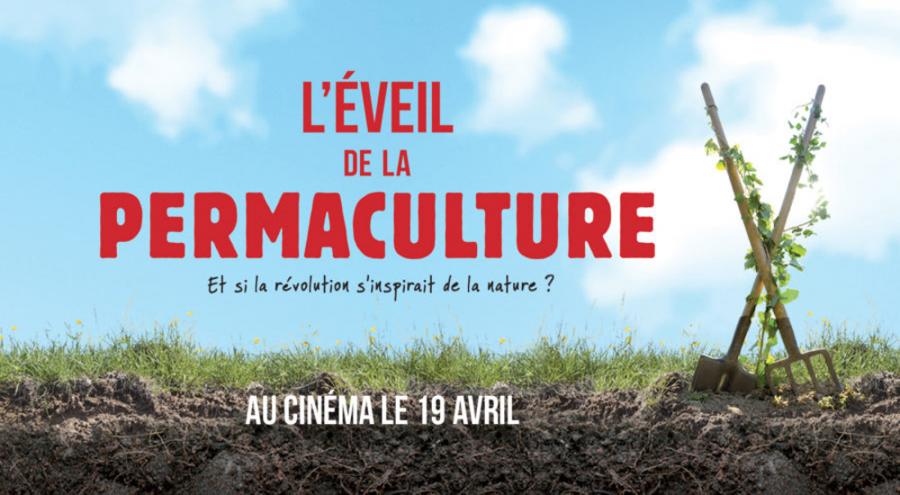 Affiche du film L'éveil de la permaculture