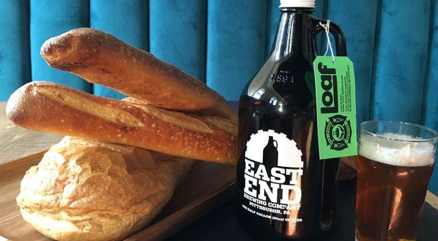 du pain rassis transformé en bière