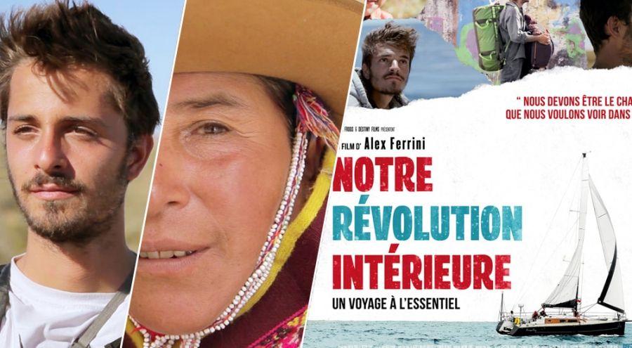 """""""Notre révolution intérieure"""", un film qui invite à repenser par soi-même"""