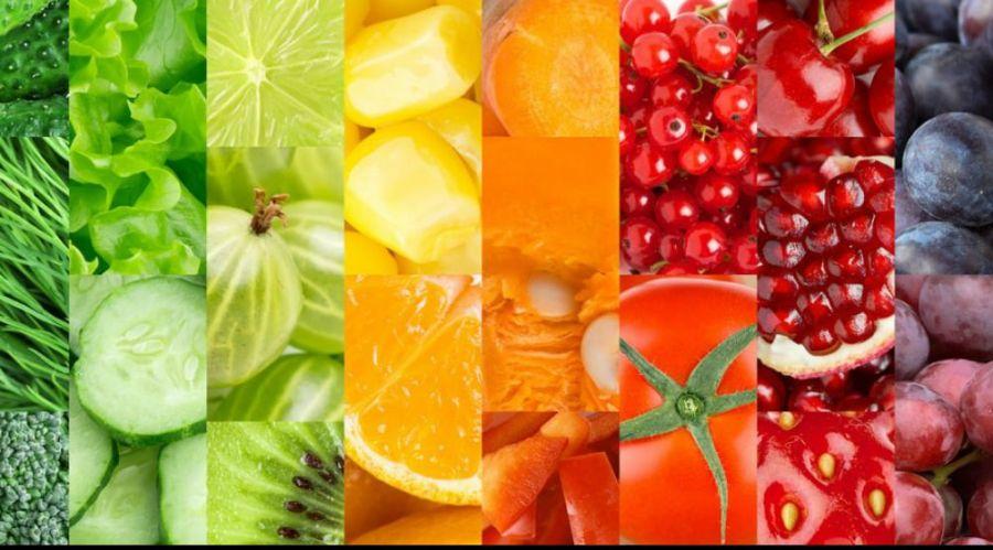 D couvrez les bienfaits des fruits et l gumes en fonction de leurs couleurs bio la une - Fruit ou legume en i ...