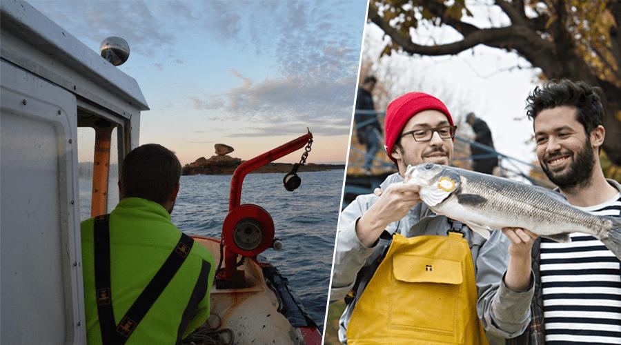 Contre la surpêche, il crée un panier de poissons en circuit court