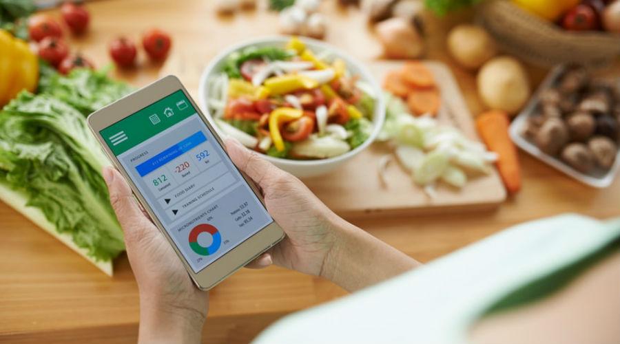 5 applications pour manger bio et végétarien