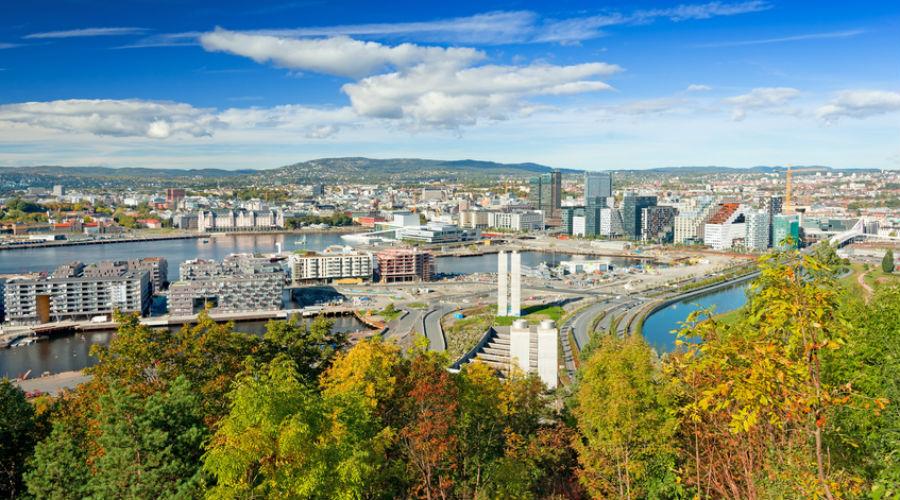 Oslo décrétée nouvelle capitale verte de l'Europe