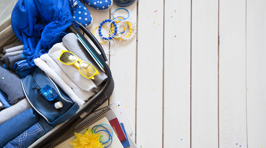 Comment faire sa valise minimaliste et partir léger ?
