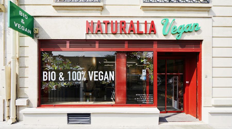 Naturalia ouvre ses premiers magasins bio et véganes