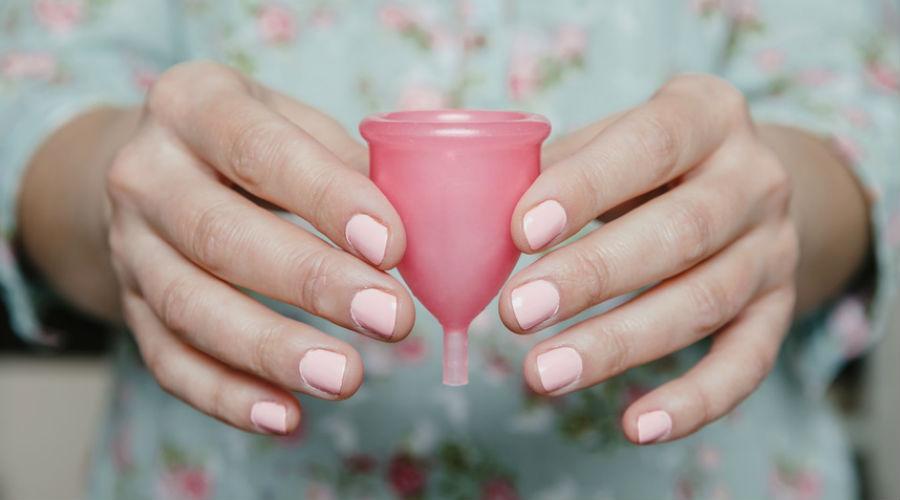 Syndrome du choc toxique : la coupe menstruelle blanchie