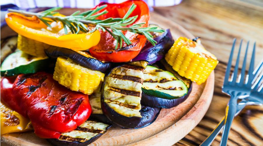 7 idées faciles de barbecue végétarien