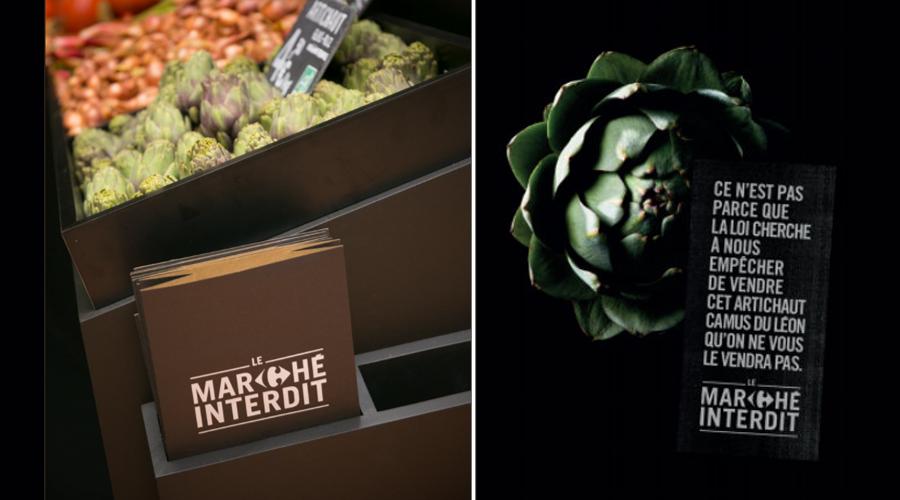 campagne de Carrefour pour les semences paysannes