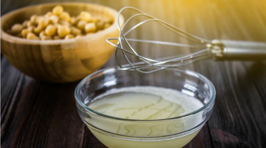 L'aquafaba, l'ingrédient magique l'aquafaba qui remplace les oeufs
