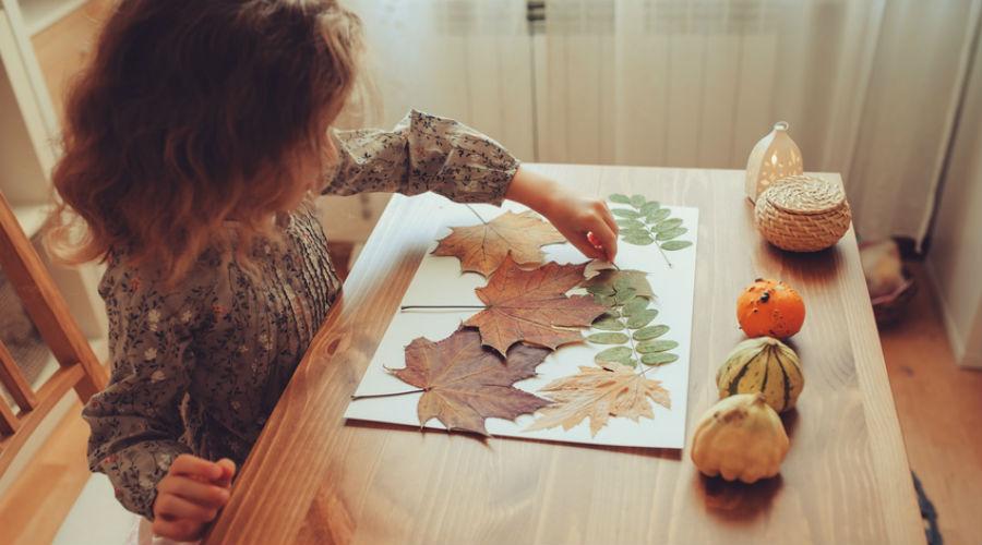 5 activités ludiques pour célébrer l'automne avec nos enfants