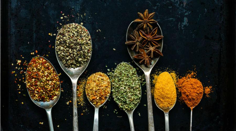 5 épices et aromates qui guérissent